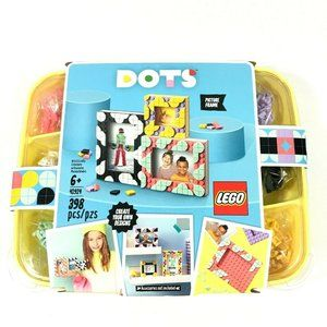 Lego Dots Arts And Crafts Picture Frame 41914 398